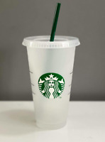 Starbucks Reusable Cold Cup Tumbler- FAST DELIVERY