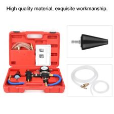 Cooling System Vacuum Purge & Coolant Refill Kit with Carrying Case for Suv