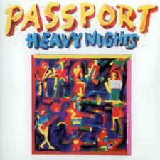 Klaus Doldinger's Passport - Heavy Nights - CD  Jazz / Jazz Rock / Fusion / Soul