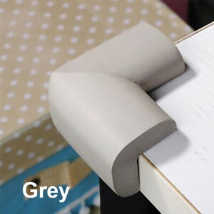 Child Baby Safety Corner Cushion Guard Strip Bumper Protector Table Edge Corner