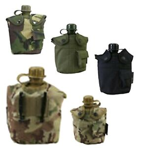 US Army Type Water Bottle   Canteen   Flask