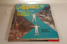 Achery World Magazine - 4 Issues From 1974 - Vintage Hunting Magazines