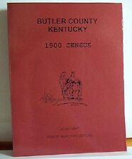 Butler County KY 1900 Census, Complete Family, Occupations, Genealogical Info