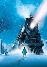 Jigsaw puzzle Entertainment Movie Book Box Polar Express 500 piece NEW