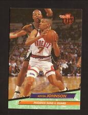 Kevin Johnson--Phoenix Suns--1992-93 Fleer Ultra Basketball Card