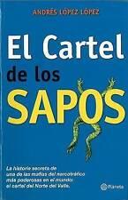 NEW El Cartel de los Sapos (Spanish Edition) by Andres Lopez Lopez