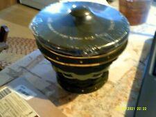 Longaberger Little Leprechaun St Patricks Day Basket lid protector liner knob