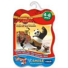 Kung Fu Panda Vsmile`VTech`4-6 Yrs`Sealed`Free To US