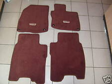 Genuine Honda Civic FN2 Type R Brand New Carpet Mats - 2008-2011