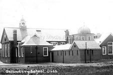 afk-95 Secondary School, Diss, Norfolk. Photo