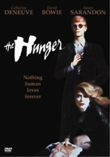 The Hunger DVD