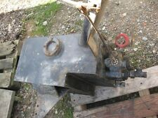Unimog nebenantrieb Schaeff zusatzhydraulik Tank