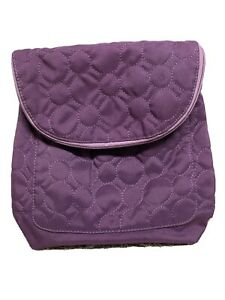 Thirty One Purple Backpack Pre-Owned