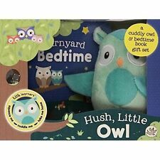Little Learners Hush, Little Owl Boxset by Parragon | Board book Book | 97814723