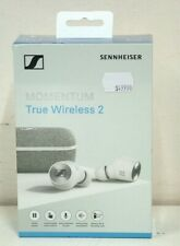 Brand New Sennheiser Momentum True Wireless 2.0 Earbuds White - Bids From $1