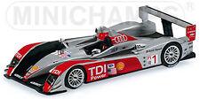 Audi R10 ALMS St. Petersburg Winner 2007 Capello McNish #1 - 1:43 Minichamps