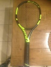 tennis racket  Babolat Pure Aero VS 4 3/8 grip. Used once in new condition.