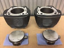 "Genuine Harley-Davidson Milwaukee 8 114"" Cylinders and Piston Kit Stock 4.016"