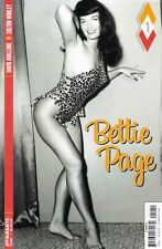 Bettie Page #1 Photo Jungle one-piece cover! Dynamite Comics!