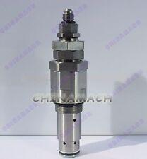New relief valve for Komatsu 723-30-90401 723-30-90402