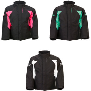 2020 Arctiva Pivot 3 Insulated Women's Snow Snowmobile Motorcycle Jacket