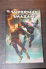 Superman Shazam Primer Trueno Planeta