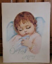 Victorian Baby Memory Book-Reprint Baby Pictures-Old Print Factory-Beautiful
