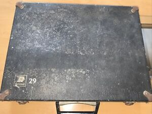 VINTAGE NATIONAL BENZOLE FUEL TOOL CASE RARE