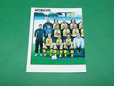 N°437 EQUIPE PART 1 ES WASQUEHAL ESW D2 PANINI FOOT 99 FOOTBALL 1998-1999