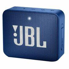 JBL Go 2 Portable Bluetooth Waterproof Speaker Color Blue