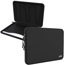 "MacBook Pro 15"" 15.4"" 2019/17 Shockproof Hard Shell Laptop Sleeve Bag Briefcase"