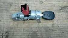 Renault Clio Mk3 Ignition Switch And Key.