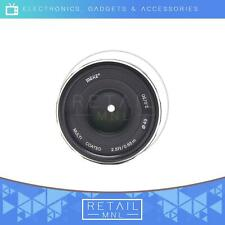 Retailmnl Meike 50mm F2.0 For Fujifilm Mirrorless Camera X-Mount Camera Lens CMR