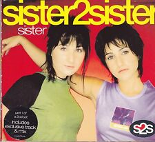 Sister2Sister-Sister cd maxi single digipack