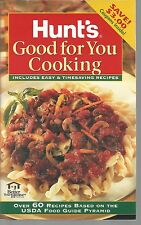 Hunt's Good For You Cooking PB 1997