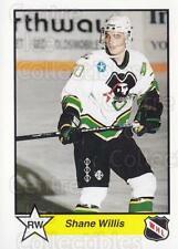 1996-97 Prince Albert Raiders #23 Shane Willis