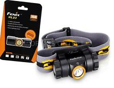 Fenix HL23 Gold 150 Lumens Compact Adventure Proof LED Headlamp - Include 1xAA
