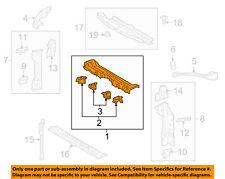 TOYOTA OEM 17-18 Prius Prime Radiator Core Support-Upper Tie Bar 5320547901
