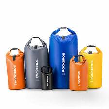 ROCKBROS Drybag Tasche Seesack Packsack Wasserdicht 5L10L 20L 30L 40L Rollbeutel
