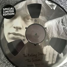 "THE ROLLING STONES THE SESSIONS VOL 2 10"" LP LTD EDT PICTURE DISC VINYL"