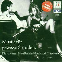 Musik für gewisse Stunden (1997, Arte Nova) Rossini, Beethoven, Mahler,.. [2 CD]