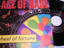 """7"""" - Ace of Base Wheel of Fortune & Clubmix - 1993 # 4144"""