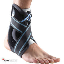 Ankle Support Brace Compression Foot Wrap Injury Bandage Sleeve Sports Arthritis