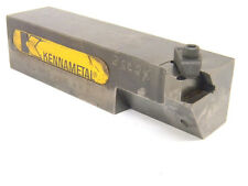 "USED KENNAMETAL 1.50"" SHANK NEL 244D TOP NOTCH TURNING TOOL NG-4R"