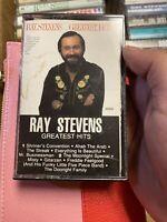 Ray Stevens Greatest Hits Cassette