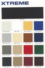 Xtreme Upholstery Vinyl for Automotive and General Seating - 25 Yard Roll