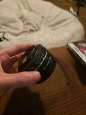 Sony SAL 50mm f/1.8 DT SAM OSS Lens