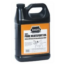 1 Gallon of Sheps® 100% Pure Neatsfoot Oil