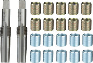 """Unior Proprietary Reaming Pedal Tap and Thread Insert Set 9/16"""", with 20 Pedal"""