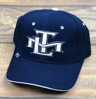 NHL Toronto Maple Leafs Vintage Zephyr Fitted Flex Brim Hat Cap, Navy Size 6 7/8